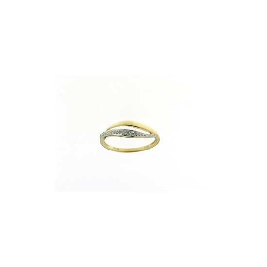 BAGUE COMPOSITION DIAMANTS